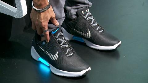 size 40 f9507 a3406 Nike's Self-Lacing Shoes Will Cost You a Cool $720 | STACK